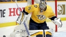 Nashville's Pekka Rinne wins Vezina Trophy as NHL's best goaltender