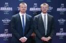 Daniel and Henrik Sedin add to their accolades with King Clancy Award