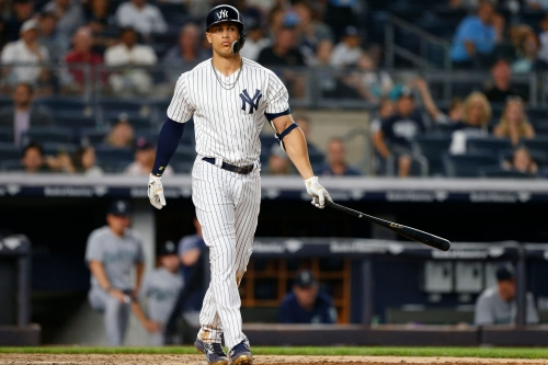 Giancarlo Stanton launches walk-off HR to cap New York Yankees' comeback