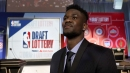 Seen and heard: Deandre Ayton's NBA Draft attire? 'Let's keep that a secret for now'