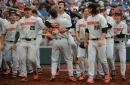 College World Series: Oregon State Rallies to Beat Tar Heels
