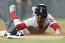 Boston Red Sox too dependent on Mookie Betts, J.D. Martinez, can't afford series losses vs. bad teams