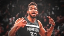Karl-Anthony Towns has not asked for trade, could start extension talks next month