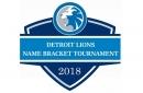 2018 Detroit Lions Name Bracket: Round 1, Paul Pasqualoni region
