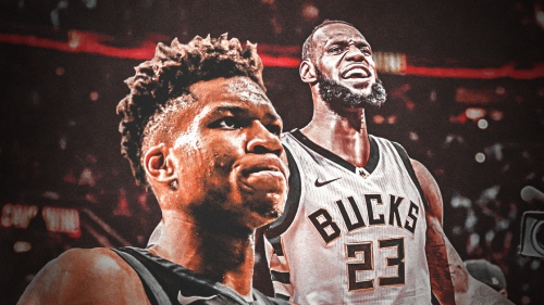 Giannis Antetokounmpo guarantees 9th NBA Finals in a row if LeBron James joins Bucks