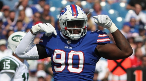 Bills DE Shaq Lawson admits he has to 'wake up' this season