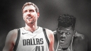 Mo Bamba says he convinced Dirk Nowitzki to play 3 more years if Mavs draft him