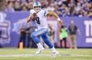 How do you grade Detroit Lions quarterbacks entering training camp?