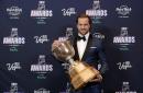 Lightning's Victor Hedman salutes survivors in Norris Trophy acceptance speech