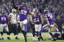 Anthony Barr Talks About New Season, Quarterback, And Aaron Rodgers Hit