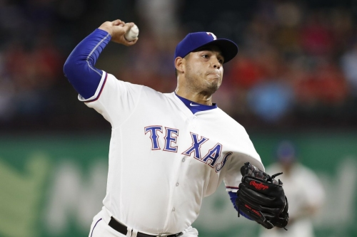 Ricky Rodriguez optioned to Round Rock