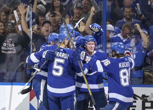 2018-19 schedule unveiled: Lightning opens with five straight at home
