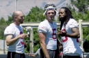 The real star of Richard Sherman's mic'd up video is Robbie Gould