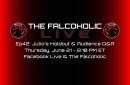 The Falcoholic Live: Ep42 - Julio's Holdout & Audience Q&A