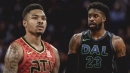 Mavs turned down proposed Wesley Matthews-Kent Bazemore trade with Hawks in NBA Draft