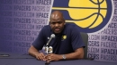Nate McMillan talks No. 23 pick Aaron Holiday
