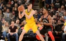 Indiana Pacers' Kevin Pritchard Expects T.J. Leaf to Play Next Season