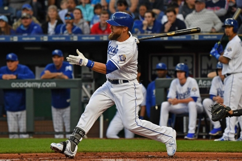Alex Gordon is getting better by going against the fly-ball revolution