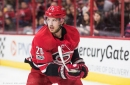 Report: Hurricanes and Elias Lindholm Still Far Apart on Contract Extension