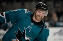 Sharks place Paul Martin on waivers