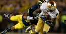 Notre Dame-Michigan back on schedule this season, which is awesome