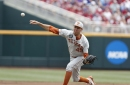 Texas baseball players announce signings with major league teams