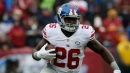 Former Giants RB Orleans Darkwa cleared after successful leg surgery