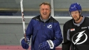 Stars make Bowness assistant, Lightning promote Halpern