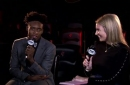 Allie Clifton 1-on-1 with Cavs draft pick Collin Sexton