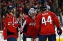 Cup-winning Caps deal Orpik, Grubauer to Avs