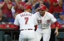 Red hot Reds beat Cubs 6-3 for their fifth straight win and eighth in their last 10 games