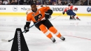 Flyers GM Ron Hextall says team will try to sign Wayne Simmonds