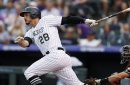 Jon Gray howls for season-high dozen Ks, Rockies' offense explodes with six-run inning in win over Marlins