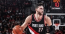 Jusuf Nurkic isn't expected to get new deal, will take qualifying offer