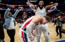 Let's see how Detroit Pistons core looks together before giving up