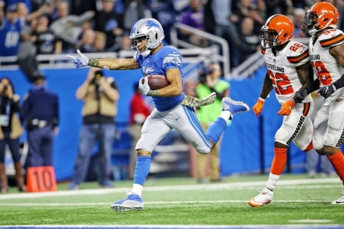 How do you grade Lions receivers and tight ends entering training camp?