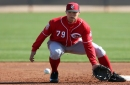 Cincinnati Reds top prospect Nick Senzel out for the rest of the season with finger injury