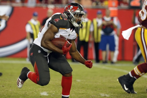 The competition for third RB on the 49ers depth chart will be fun to watch