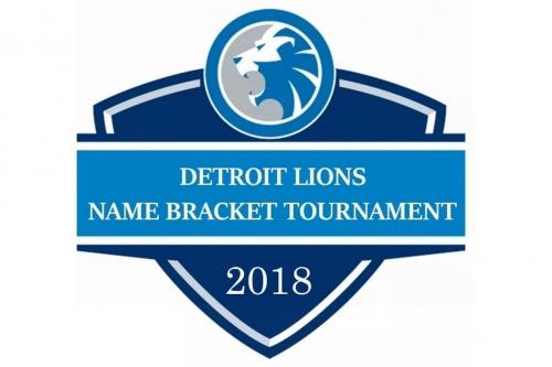Detroit Lions Name Bracket Tournament Round 1: Rod Wood region