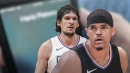 Tobias Harris couldn't believe his name on Boban Marjanovic's phone