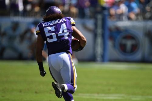 "Brooks: Vikings' defensive ""triplets"" among NFL's best"