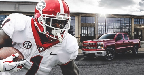 Patriots rookie RB Sony Michel buys his parents brand new cars