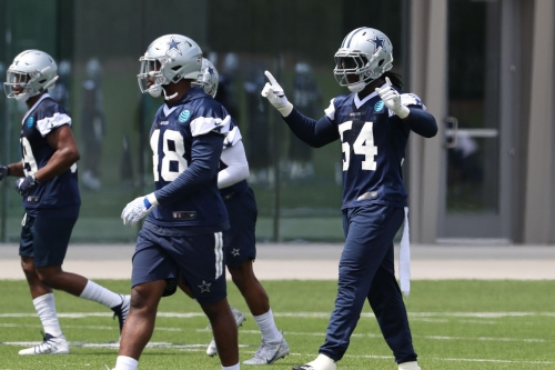 Did the Dallas Cowboys improve at linebacker in 2018?
