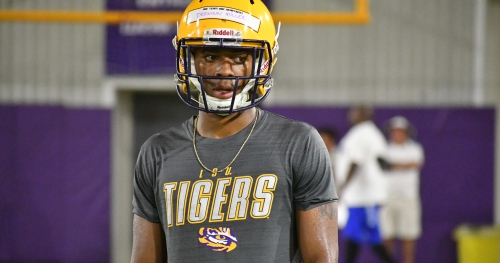 Final day of LSU's elite prospect camp provides DB intrigue, strong visitors list
