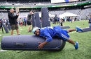 NY Giants players, television stars highlight Health & Fitness Expo at MetLife Stadium