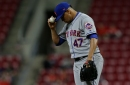 Hansel Robles claimed off waivers by the Los Angeles Angels