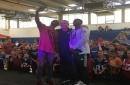 Patriots' Malcolm Mitchell happy with rehab progress