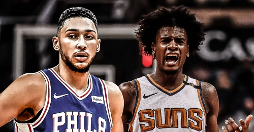 Josh Jackson thinks Ben Simmons is not a rookie