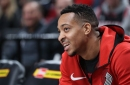 McCollum Gets NBA Draft Tour From Adam Silver