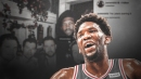 Joel Embiid cryptically trolls Lakers with IG post?
